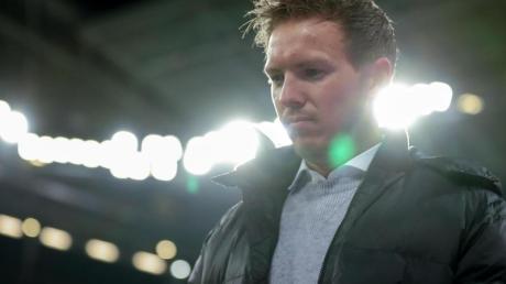 Fordert viel von den Spielern: Leipzigs Trainer Julian Nagelsmann.
