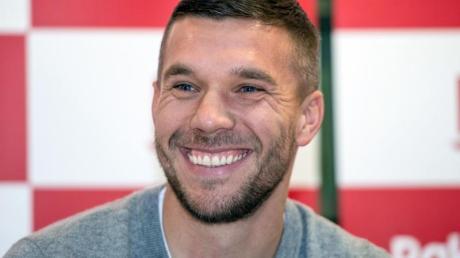 Lukas Podolski wird zum 1. FCKöln zurückkehren.