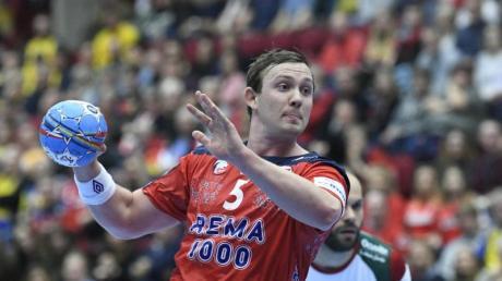 Superstar Sander Sagosen soll die Norweger zum EM-Titel führen.