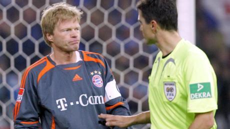Mit Oliver Kahn verbindet Ex-Bundesligaschiedsrichter Knut Kircher die ein oder andere Geschichte. In dieser Woche war Kircher zu Gast bei den SF Illerrieden.