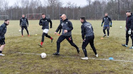 Die ersten Trainingseinheiten im Jahr 2020 haben die Landsberger Bayernliga-Fußballer bereits absolviert. Am 7. März beginnt in Pullach der zweite Teil der Saison.