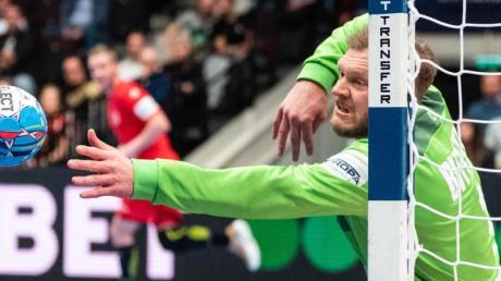 Zeigte erneut eine starke Partie bei der Handball-EM 2020: Torhüter Johannes Bitter.
