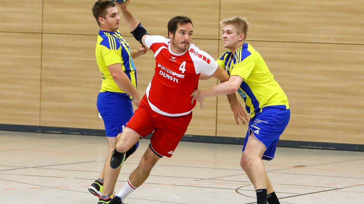 Auszeit Handball
