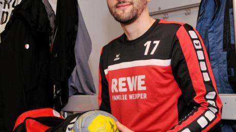 Seit dieser Woche ist Kevin Jähn vom SC Vöhringen 30 Jahre alt. Nicht nur deshalb zählt er zu den Routiniers im Team. Durch seine Erfahrung bei anderen Teams ist er eine wichtige Stütze der Illertaler.