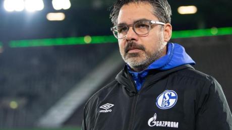 Will mit Schalke die magere Bilanz gegen die Bayern aufbessern: Trainer David Wagner.