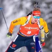 Biathlon 2019/20: Ergebnisse und Gewinner heute am 25.01.2020. Den deutschen Biathleten um Johannes Kühn ist mit dem dritten Platz in der Mixedstaffel eine ordentliche WM-Generalprobe geglückt.