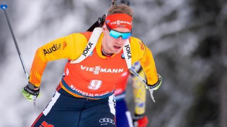 Biathlon 2019/20: Ergebnisse und Gewinner heute am 26.01.2020.