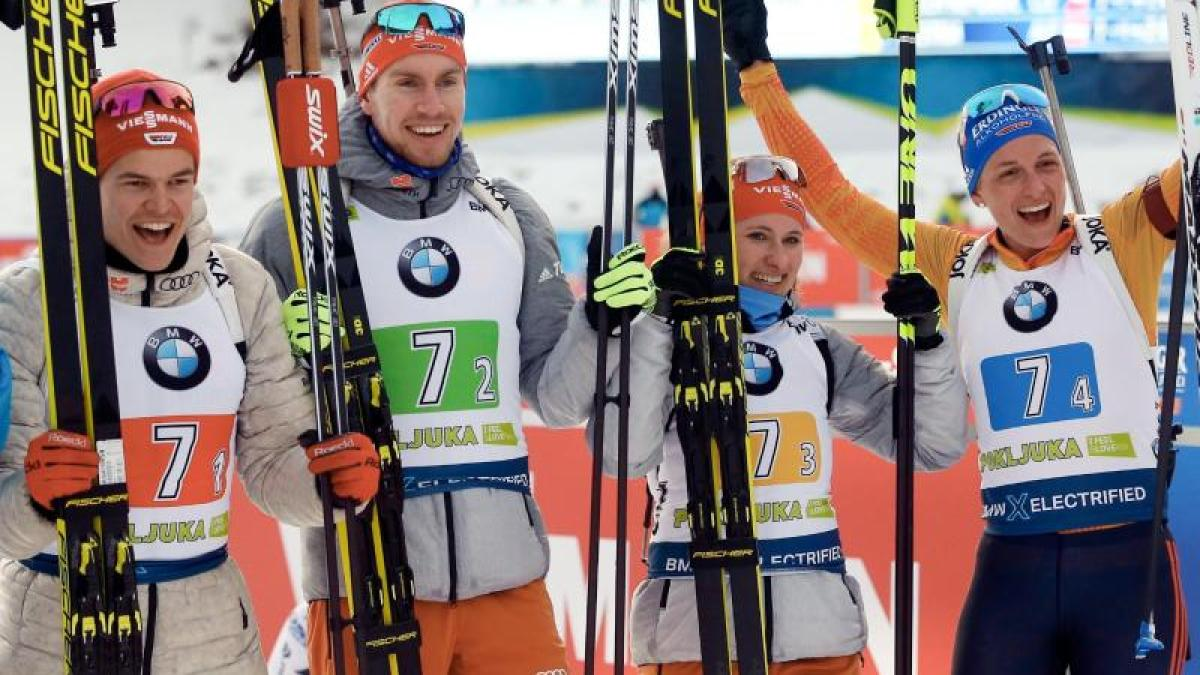 Biathlon Termine Tv