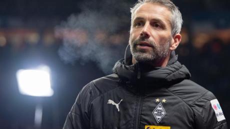Marco Rose möchte mit Mönchengladbach nächste Woche das Topspiel in seiner Heimat gewinnen.