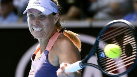 Verpasste bei den Australian Open das Viertelfinale: Angelique Kerber.