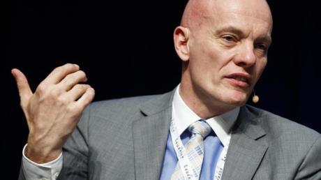 Günter Younger ist der Chefermittler der Welt-Anti-Doping-Agentur.