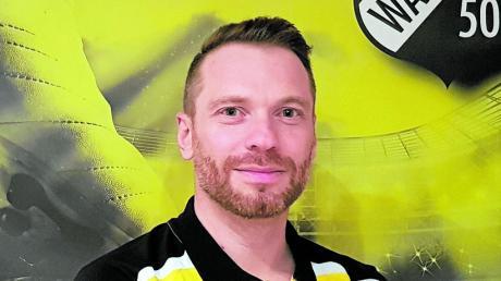 Blickt den kommenden Aufgaben beim SV Waldstetten zuversichtlich entgegen: Andreas Hofmann.