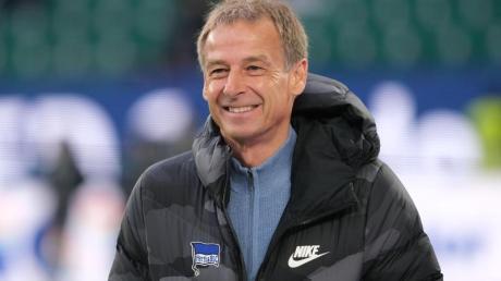 Jürgen Klinsmann ist mit Hertha BSC auf Einkaufstour.