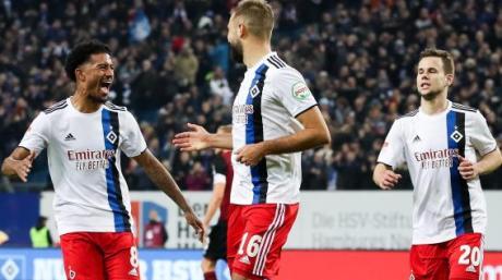 Hamburg in der 2. Liga: Der Spieltag wurde verschoben.