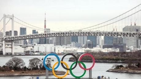 Die Olympischen Spiele 2020 sollen im Sommer wie geplant in Tokio stattfinden.