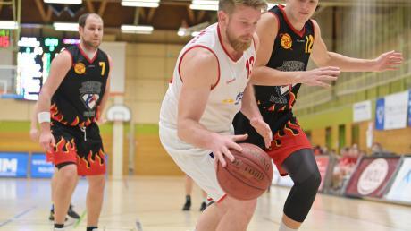 Die Nördlinger können gegen die München Baskets auf Kapitän Tobias Mussgnug zurückgreifen.