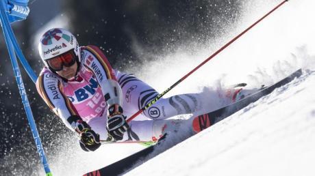 Stefan Luitz ist vor dem Heimrennen in Garmisch-Partenkirchen nicht in Topform.