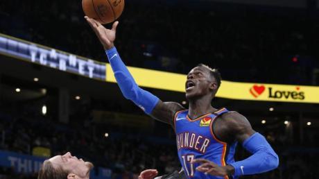 Die New York Knicks haben Medienberichten zufolge Interesse an Dennis Schröder.