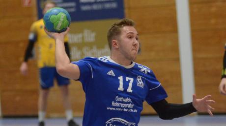 Traf gegen Ichenhausen fünfmal: Tim Antonitsch.