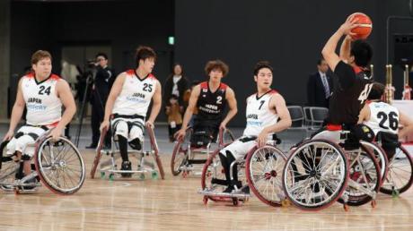 Dem Rollstuhlbasketball droht der Ausschluss von den Paralympics in Tokio.