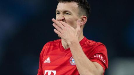 Ivan Perisic fällt ernsthaft verletzt für den FC Bayern aus.