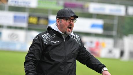 Coach Paolo Maiolo hat den  TSV Schwabmünchen zu einer Spitzenmannschaft in der Bayernliga geformt.