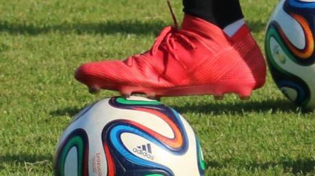 So sattgrün ist der Rasen zwar noch nicht wieder, aber trotzdem soll in der Bayernliga in vier Wochen der Ball wieder rollen. Symbolfoto: Klaus Jais