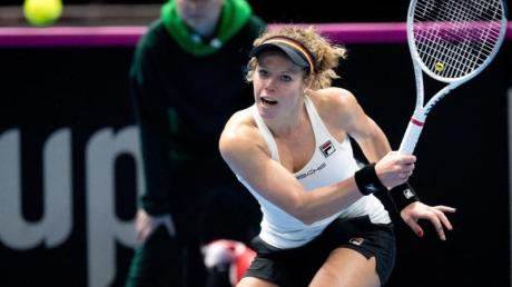 Soll mit ihrer Erfahrung helfen das Fed-Cup-Team voranzubringen: Laura Siegemund.