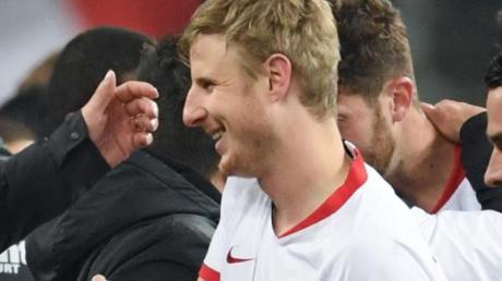 Tritt mit der Eintracht gegen seinen ehemaligen Club FCAugsburg an: Martin Hinteregger.