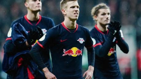 Ausgerechnet vor dem Bundesliga-Gipfel befindet sich RB Leipzig im Krisen-Modus.