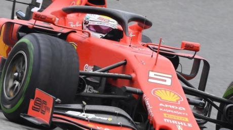 Sebastian Vettels neuer Ferrari wird am 11. Februar vorgestellt.