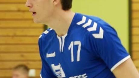 Erzielte diesmal fünf Treffer: Nils Ahrens.