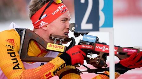 Bei der WM allemal gut für eine Medaille: Benedikt Doll.