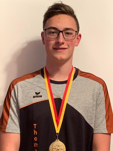 Thomas Schmeikal zählt zu den erfolgreichen Schwimmern des TSV Friedberg.