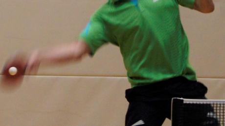 Nördlingens Nummer eins André Hock ist derzeit in Top-Form.