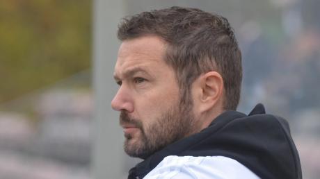Markus Specht will mit dem TSV Friedberg unbedingt den Klassenerhalt in der Bezirksliga Süd schaffen.