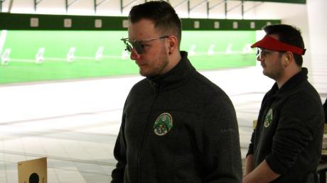 Die Brüder Alexander (links) und Markus Högg gehen mit dem Team der SG Mittelstetten hoch konzentriert ins Saisonfinale.