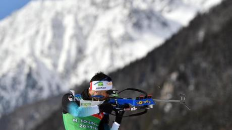 Der siebenmalige Gesamtweltcupsieger aus Frankreich ist wieder zu alter Stärke zurückgekehrt: Martin Fourcade.