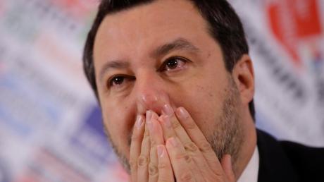 Matteo Salvini hat die Immunität verloren – den anstehenden Prozess will er alsWahlkampfplattform nutzen.
