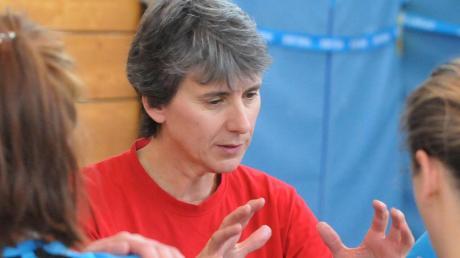 Gersthofens Trainerin Sabine Häubl hatte beim Spieltag in Inchenhofen die richtigen Anweisungen parat. Ihr Team holte zwei Siege.