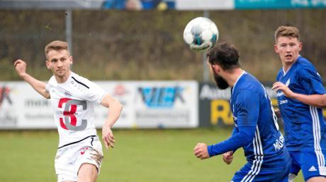 Auf LukasGöttle (links) muss Landsbergs Trainer Sven Kresin vorerst verzichten.