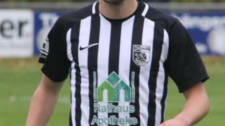 Nach einem Kreuzbandriss ist Daniel Deppner beim TSV Meitingen wieder ins Training eingestiegen.