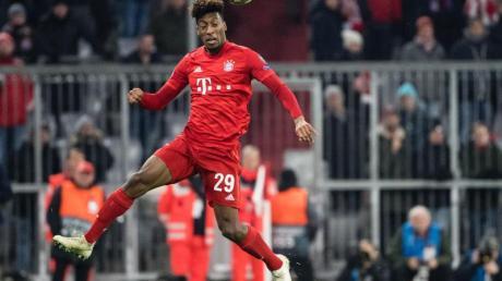 Steht dem FC Bayern wieder zur vollen Verfügung: Kingsley Coman.