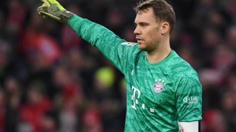Steht trotz einer Trainingspause in der Startelf: Bayern-Torwart Manuel Neuer.