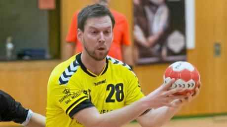 Mindelheims Christian Stumpf blieb torlos beim Derby.