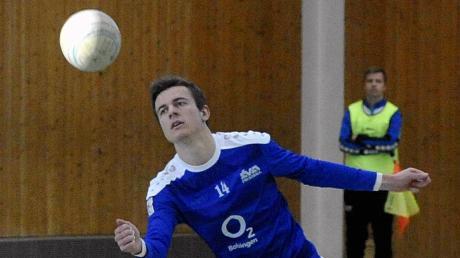 Michael Schäfer und seine Kollegen vom TV Augsburg spielen künftig wieder in der Hallen-Bundesliga.