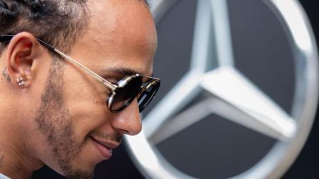 Nimmt die Testfahrten für die Formel-1-Saison 2020 auf: Weltmeister Lewis Hamilton.