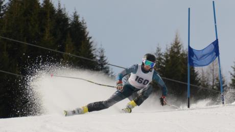 Auf gute Schneebedingungen hoffen die Organisatoren für die Ski-Landkreismeisterschaften.