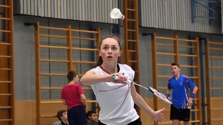 """Zum ersten Mal in der """"Ersten"""" wird Talent Lilli Cramer (Bild) eingesetzt – sie vertritt Annika Oliwa."""
