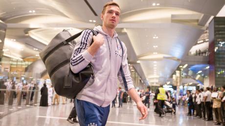 Christian Früchtl ist aktuell dritter Torwart des FC Bayern.